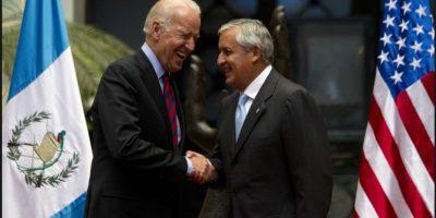 Joe Biden, un visitante frecuente en Guatemala