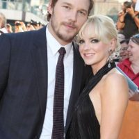 Chris Pratt y Anna Farris Foto:Agencias