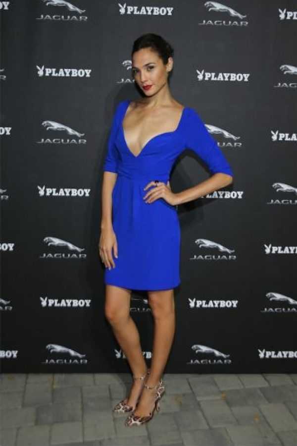 2. Gal Gadot Foto: Getty Images