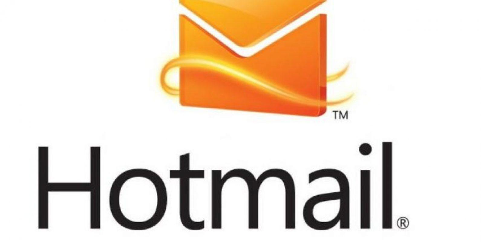 Hotmail Foto:Windows