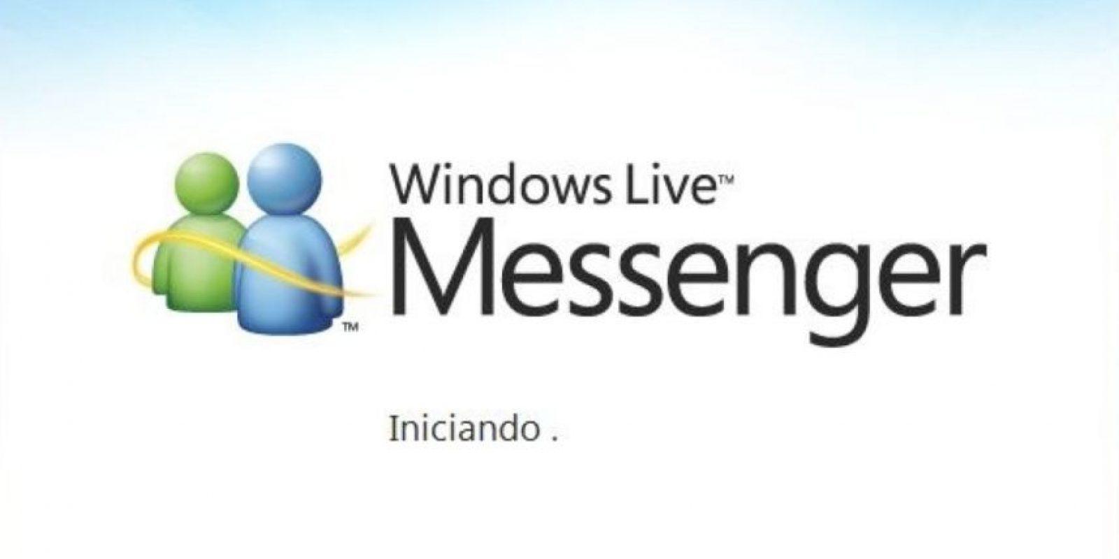 Windows Live Messenger Foto:Windows
