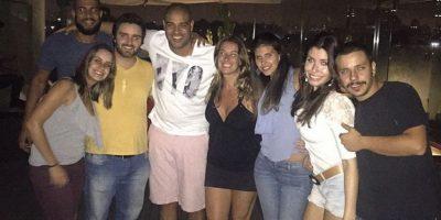 Pesa 90 kilos Foto:Instagram: @adrianoemperador