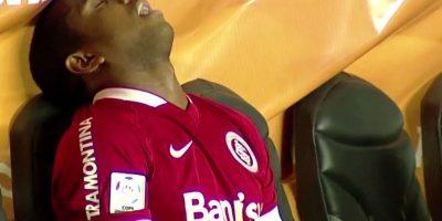 Así terminó el partido de la Copa Libertadores Foto:Twitter: @Ps_Libertadores