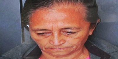MAXIMINA LOPEZ RUIZ DE 58 AÑOS Foto:PNC