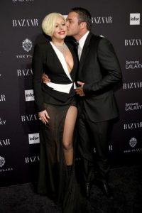 Lady Gaga y Taylor Kinney Foto:Agencias