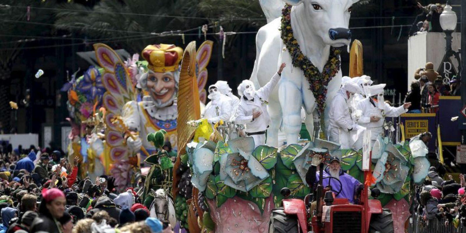 El evento representa para Nueva Orleans un impacto económico de mil millones de dólares. Foto:AP