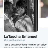 """En Twitter se define como una predicadora """"fuera de lo común"""" Foto:Twitter"""