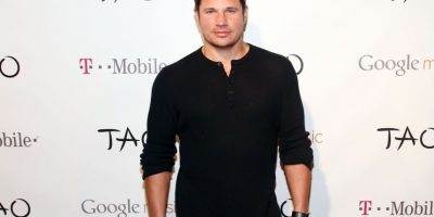 Nick Lachey, su primer marido. Tuvieron un reality en MTV Foto: Getty Images