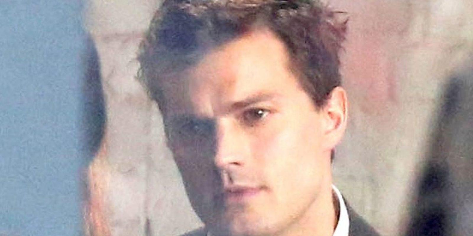Dominante, profundo, guapo, rico, perturbado y un dios en la cama. Foto:Universal