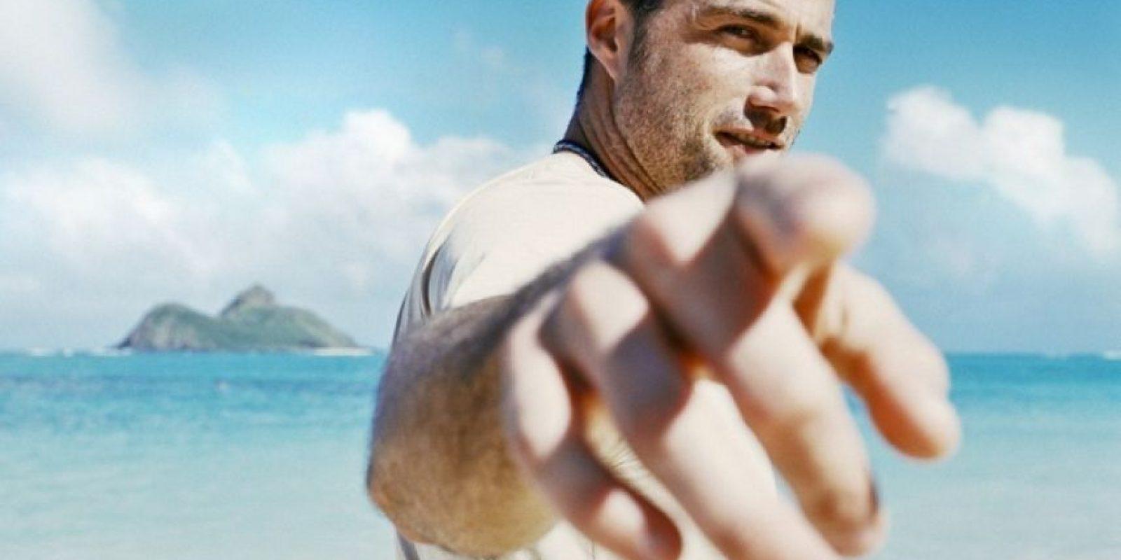 El doctor Jack Shepard, interpretado por Matthew Fox Foto:ABC
