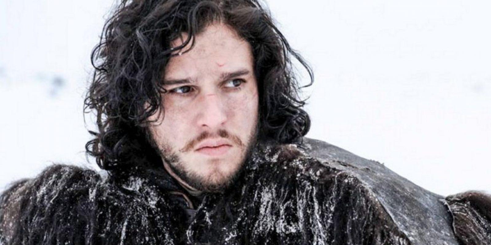 Es bastardo, rudo y decidido. Pero aún así un hombre honorable como su padre. Foto:HBO