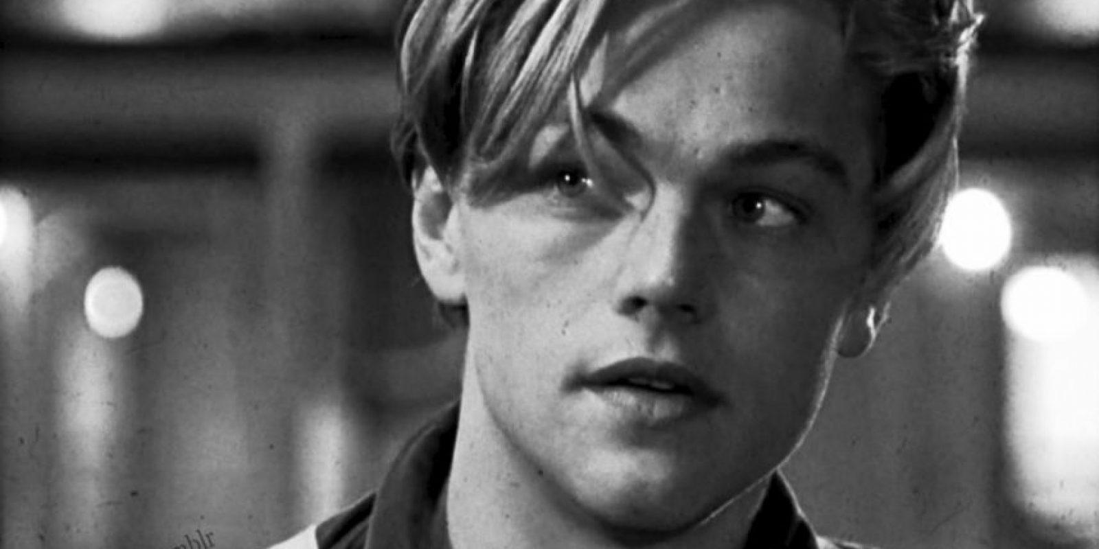 """Jack Dawson, interpretado por Leonardo DiCaprio en """"Titanic"""" Foto:Fox"""