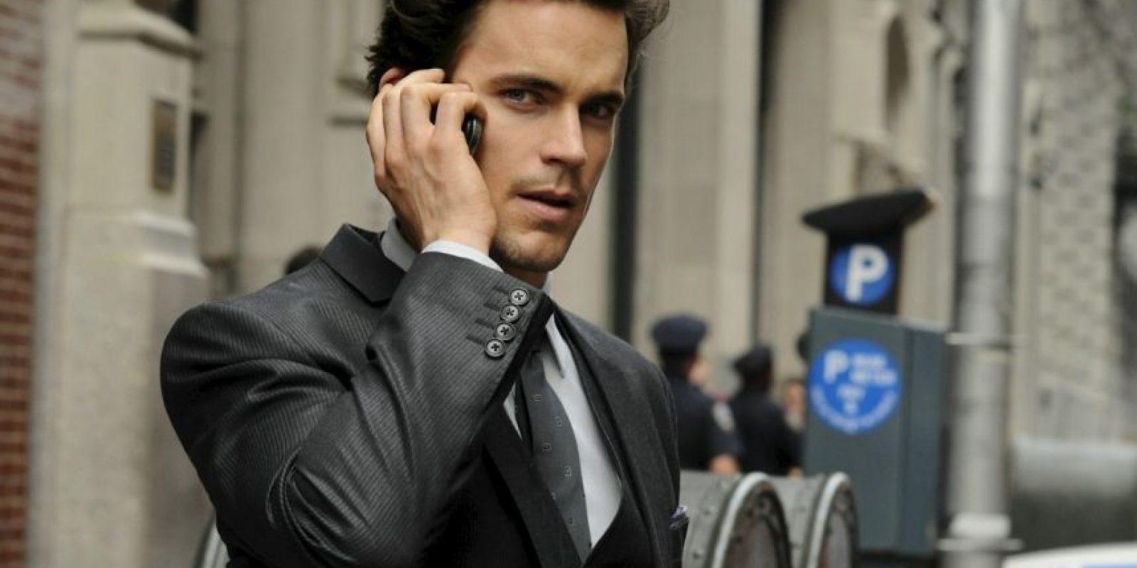 "Matt Bommer es Neal Caffrey en ""White Collar"" Foto:USA Network"