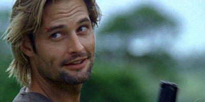 "Josh Holloway interpretó a Sawyer en la famosa serie ""Lost"" Foto:ABC"