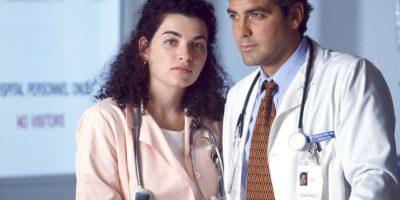 "George Clooney era Doug Ross en ""ER"" Foto:NBC"