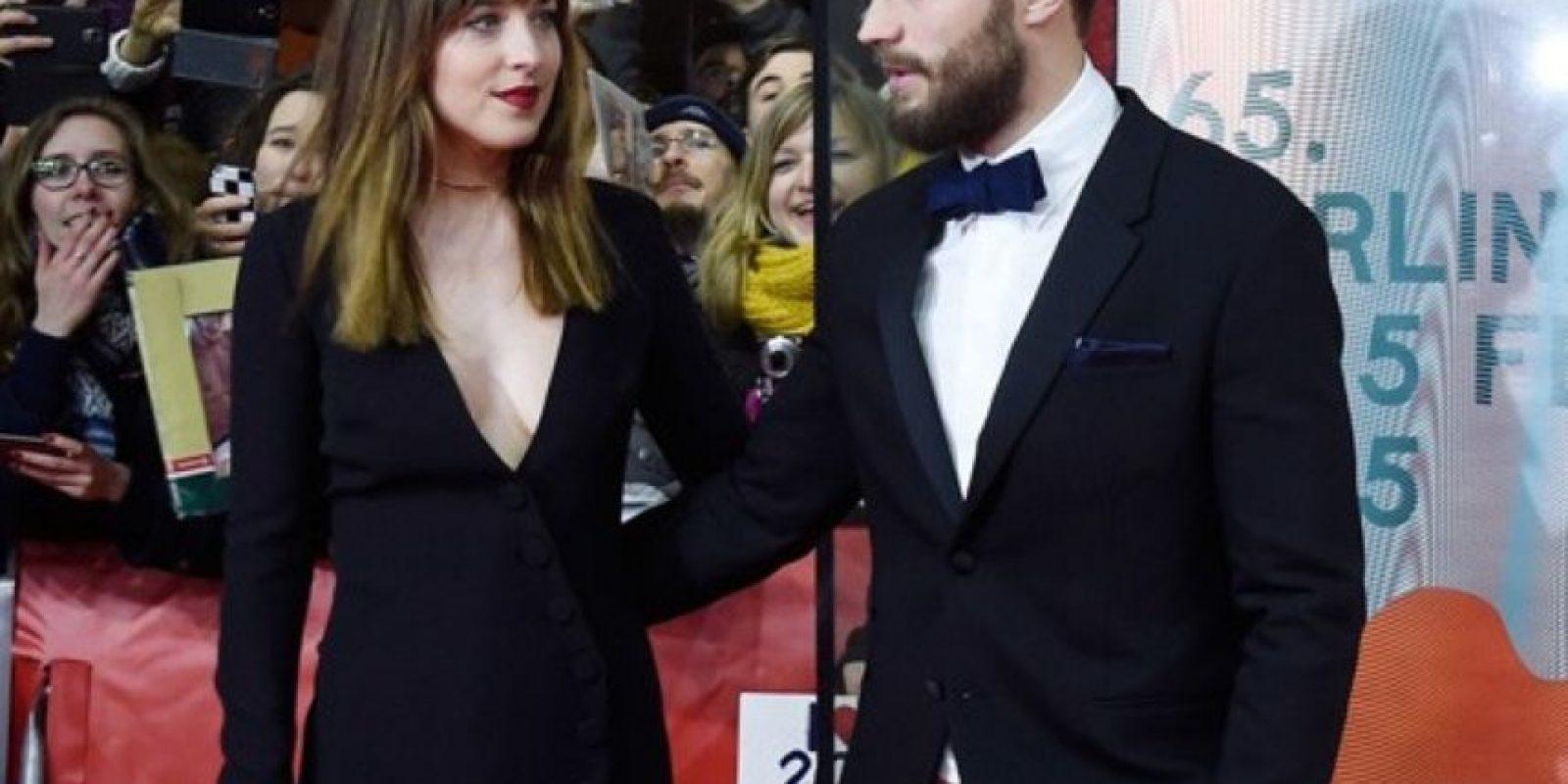 """""""Anastasia tiene que ser naíf, no un un simple trapo"""", decía una de las fuentes en la nota. Foto:Getty Images"""