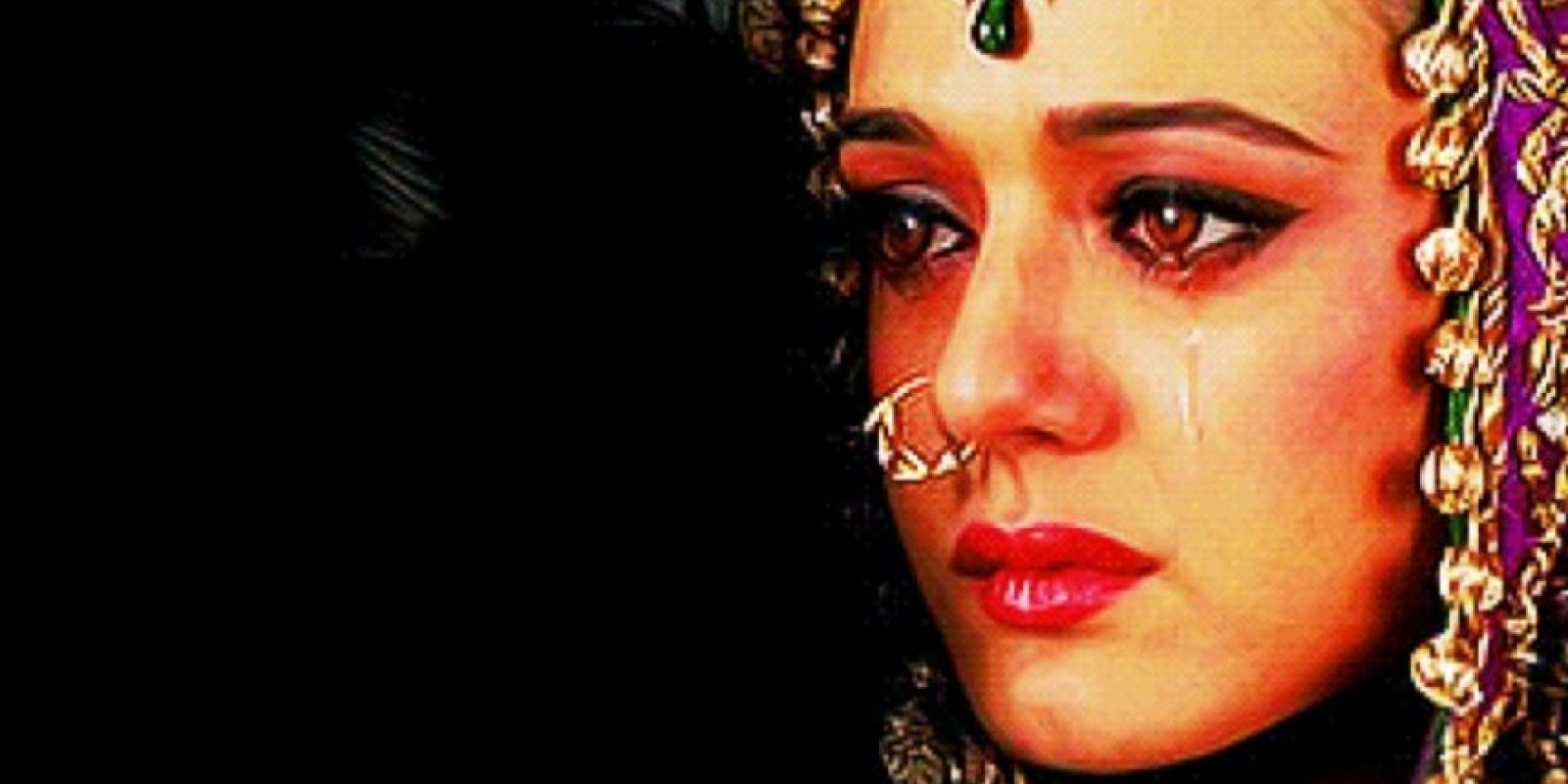 En India todavía se dan crímenes por honor, en la que dos contrayentes que no debieron casarse son asesinados. Foto:Tumblr