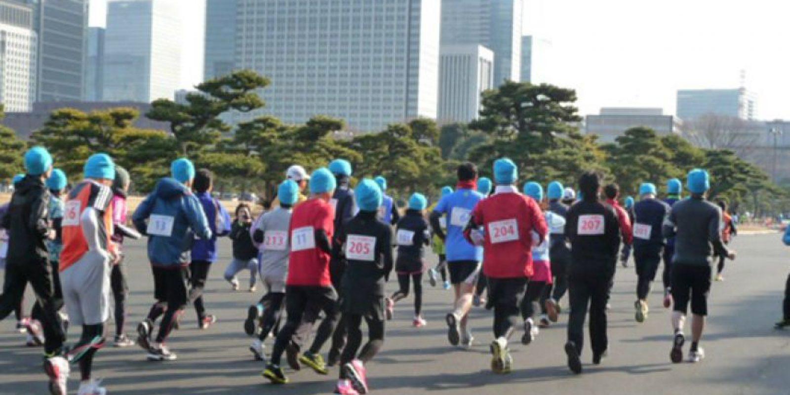 Abre la temporada de los World Marathon Majors; se lleva a cabo a finales de febrero Foto:Tokyo42195.org
