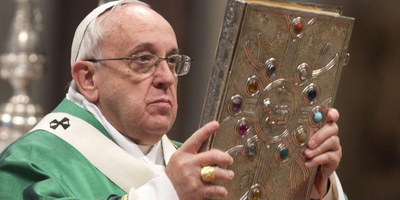 El Papa Francisco visitará Estados Unidos entre el 22 y 25 de septiembre próximos. Foto:Getty Images