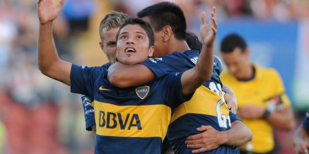 VIDEO. Boca Juniors saborea el triunfo ante Palestino