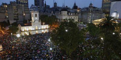 "Gobierno argentino califica de ""opositora"" la marcha por muerte de fiscal"