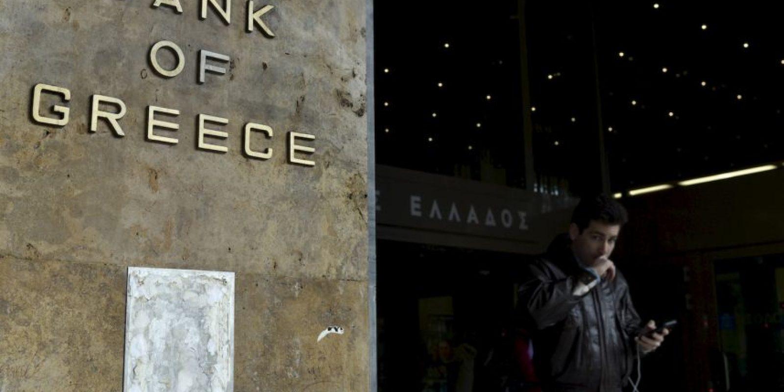 1. De acuerdo a CNN, el Gobierno griego pedirá una extensión para su acuerdo de préstamo. Foto:AFP