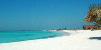 1. Playa Paraíso, Cuba (ocupa el puesto 4 de la lista). Foto:Vía Pinterest.com/indigo09