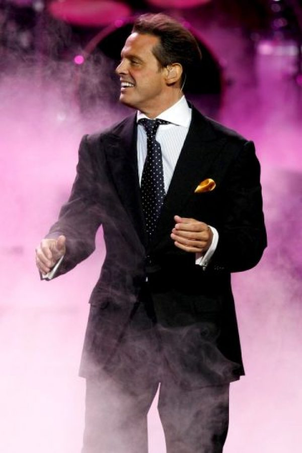 14. Luis Miguel Foto: Getty Images