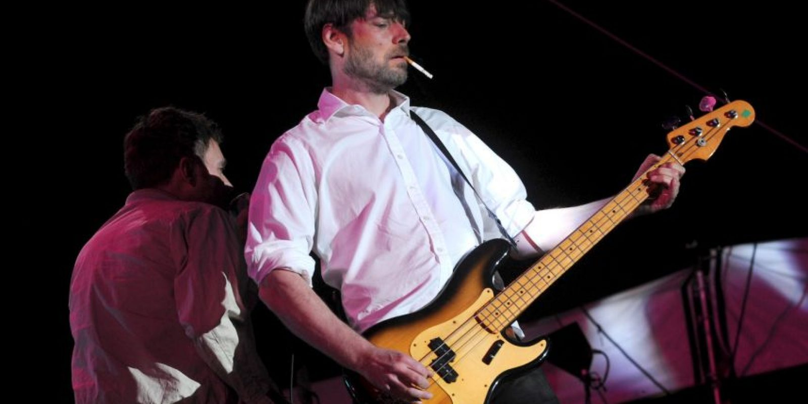 El bajista Alex James Foto: Getty Images