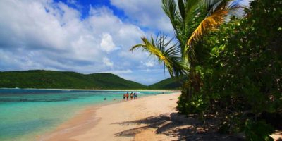 2. Playa Flamenco, Puerto Rico (puesto 8). Foto:Vía Facebook.com/FlamencoBeach