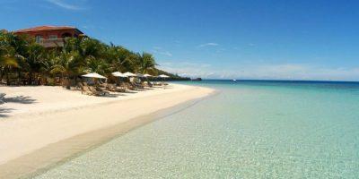 3. Playa de Bahía Oeste, Honduras (ocupa el puesto 15 de la lista). Foto:Vía Facebook.com/Infinitybay