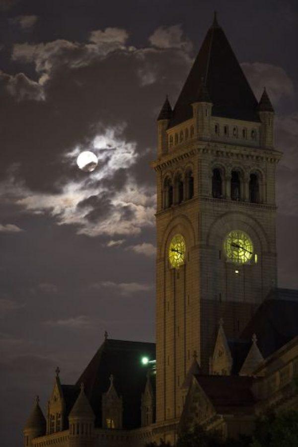2. Con una diferencia de un 30% de brillo puede distinguirse entre las nubes. Foto:Getty