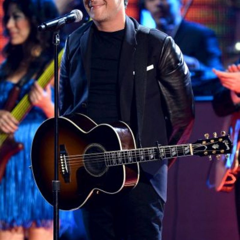 9. Alejandro Sanz Foto: Getty Images
