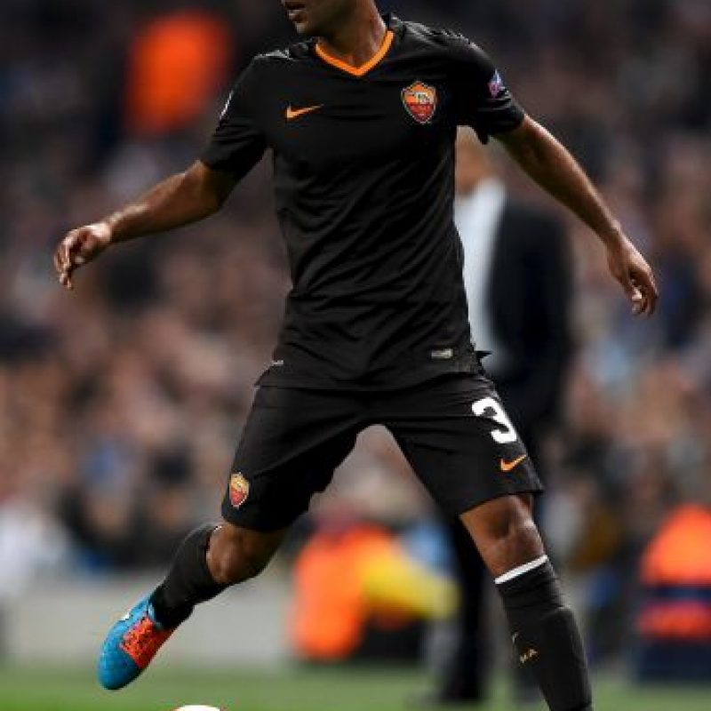 Ashley Cole ahora juega en la Roma Foto: Getty