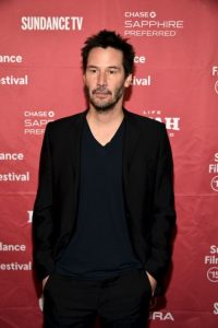3. Keanu Reeves Foto: Getty Images