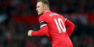 Rooney aceptó Foto:Getty