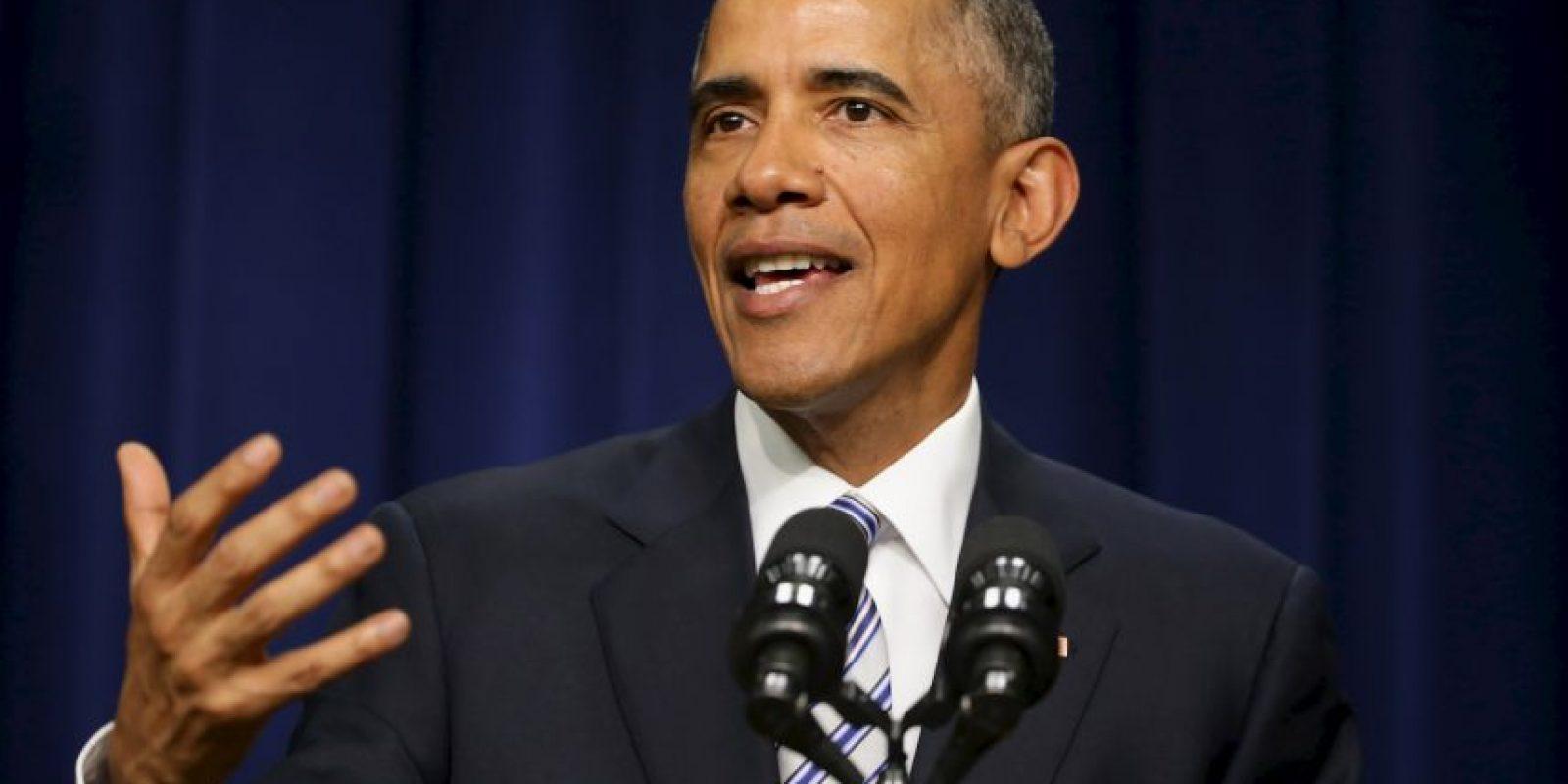 1. La Cumbre contra el Extremismo Violento se lleva a cabo en Washington. Foto:Getty