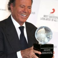 7. Julio Iglesias Foto: Getty Images