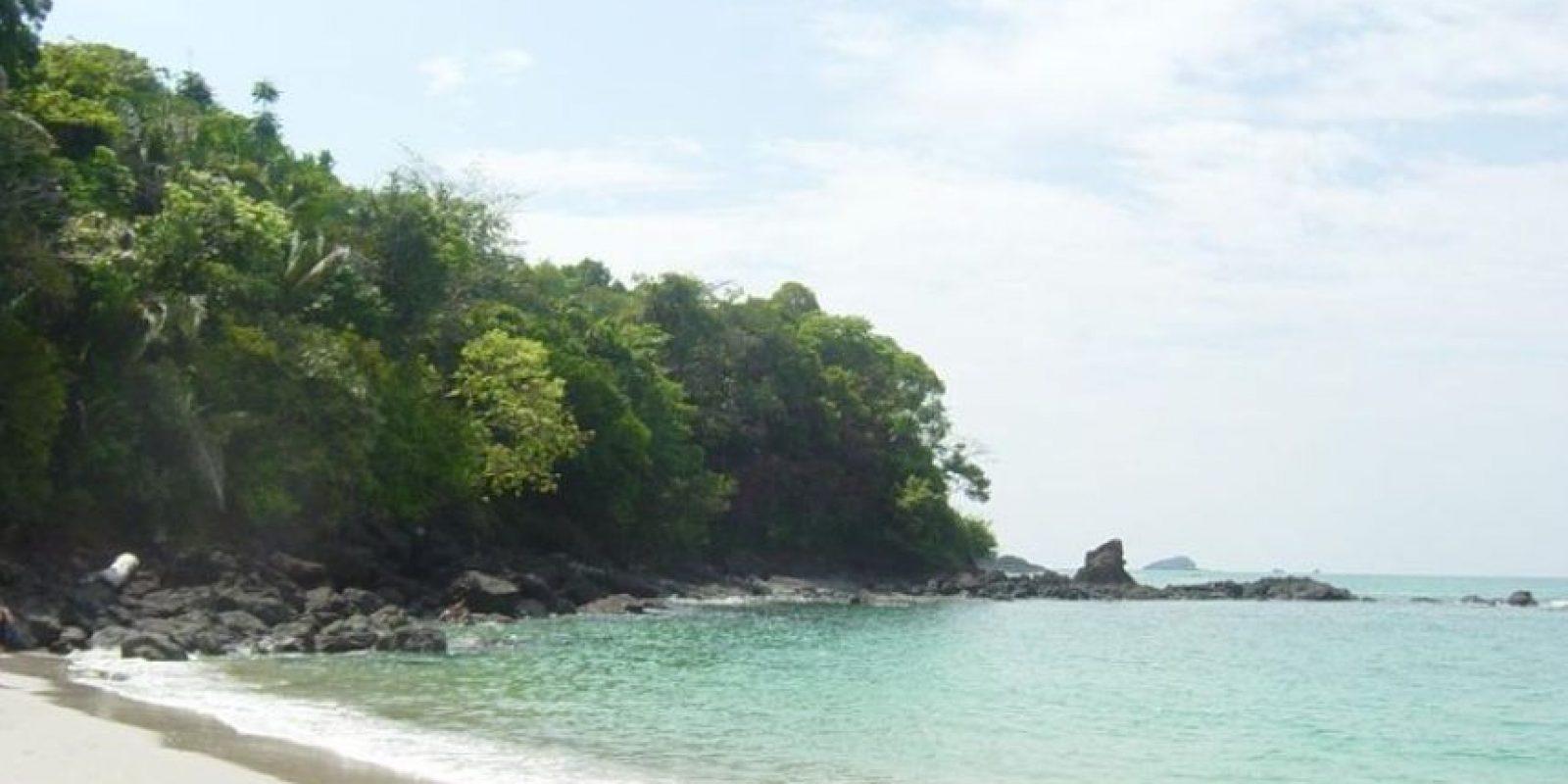 5. Playa Manuel Antonio, Costa Rica (puesto 17 de la lista). Foto:Vía Wikimedia Commons