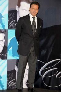 Recientemente, el cantante estuvo involucrado en otro escándalo Foto:Getty Images
