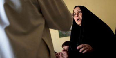 """8. """"Si un hombre muere, sus prisioneras se distribuyen como parte de la herencia"""" Foto:Getty Images"""