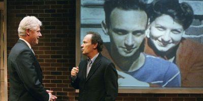 Billy Cristal (a la derecha) Foto:Getty Images