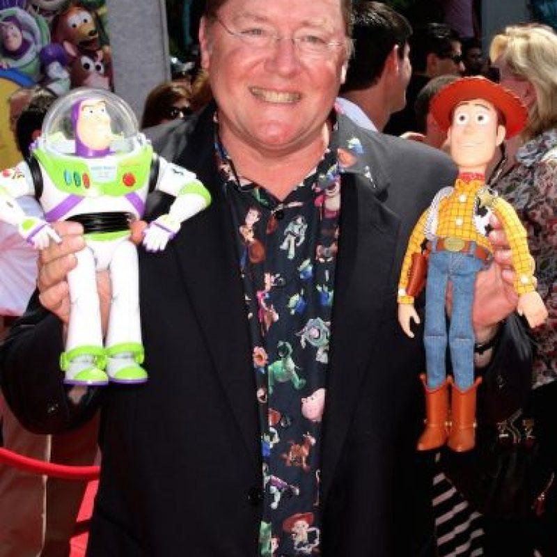 John Lasseter Foto:Getty Images