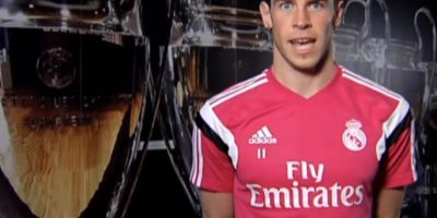 Gareth Bale, futbolista galés del Real Madrid. Foto:Real Madrid