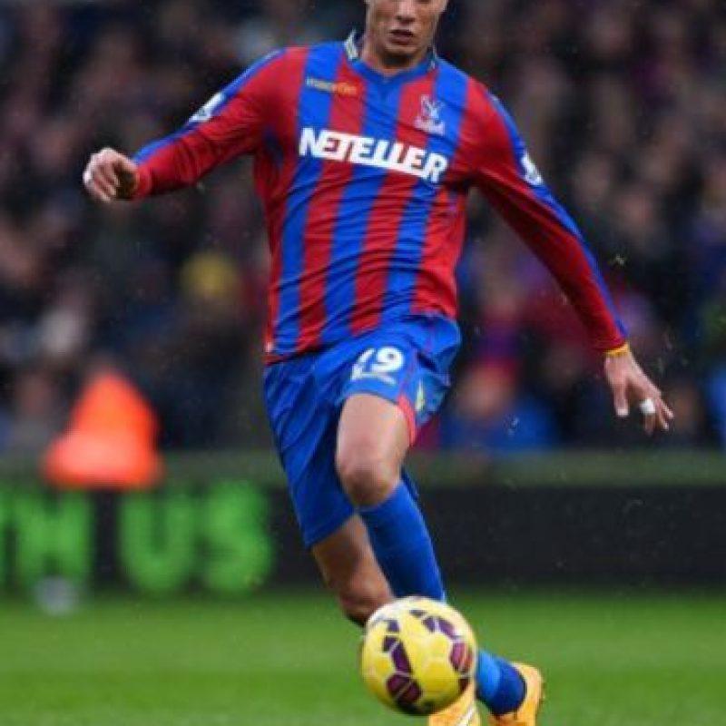 Marouane Chamakh juega en el Crystal Palace Foto:Getty