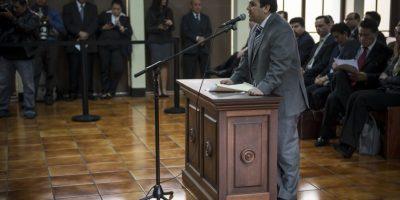 Estuardo Ralón, abogado de la Cámara del Agro y el Cacif. Foto:Oliver de Ros