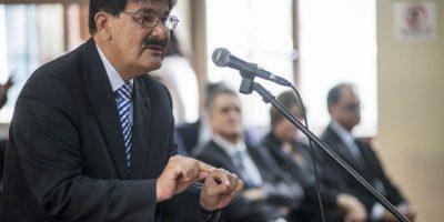 Mario Fuentes representó a la Cámara de Industria de Guatemala. Foto:Oliver de Ros