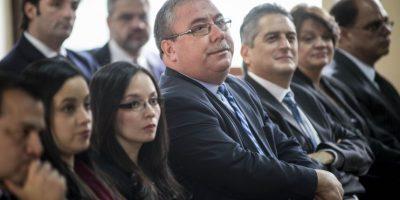 Santiago Molina, de la Cámara del Agro. Foto:Oliver de Ros