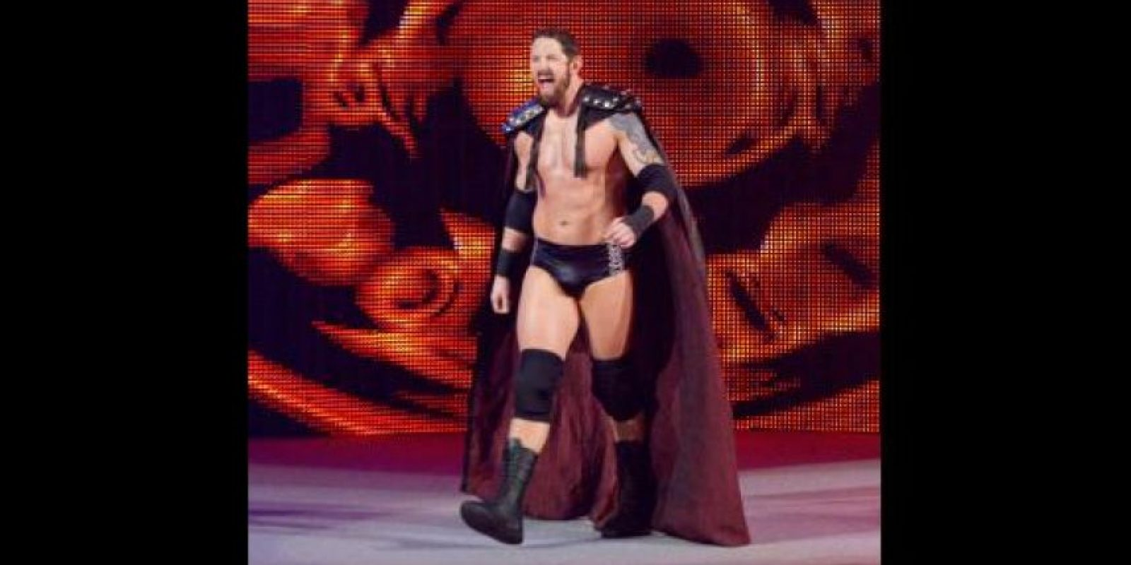 Bad News Barrett es el actual campeón Intercontinental Foto: WWE