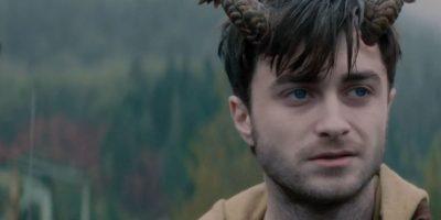 FOTOS. ¡Cuidado! Daniel Radcliffe se convirtió en una bestia demoníaca